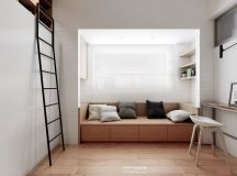 40 Gorgeously Minimalist Living Rooms That Find Substance in Simplicity images 24