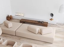 40 Gorgeously Minimalist Living Rooms That Find Substance in Simplicity images 1
