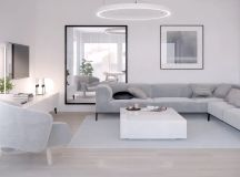 40 Gorgeously Minimalist Living Rooms That Find Substance in Simplicity images 10