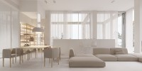 40 Gorgeously Minimalist Living Rooms That Find Substance ...