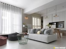 A Bright Home to Give a Family a Taste of the Good Life images 2