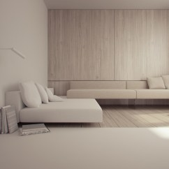 Minimal Sofa Design Most Comfortable Corner Bed Uk 40 Gorgeously Minimalist Living Rooms That Find Substance In Simplicity 5 Visualizer Oporski Architektura