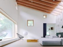 40 Gorgeously Minimalist Living Rooms That Find Substance in Simplicity images 26