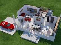 Cool Service Alert: A 3D Floor Plan Design Service From Home Designing! images 0