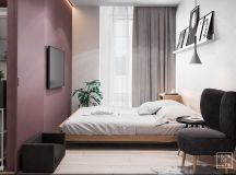 3 Modern Small Apartment Designs Under 50 Square Meters That Don't Sacrifice On Style [Includes Floor Plans] images 6