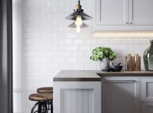 A Scandinavian Chic Style 3 Bedroom Apartment For A Young Family images 9