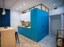 3 Modern Small Apartment Designs Under 50 Square Meters That Don't Sacrifice On Style [Includes Floor Plans] images 15