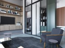 Chilled Out Modern Home in Muted Colour images 1