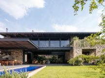 Modern Mexican Build With Tropical Gardens images 0