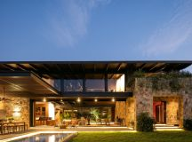 Modern Mexican Build With Tropical Gardens images 1