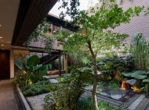 Modern Mexican Build With Tropical Gardens images 9