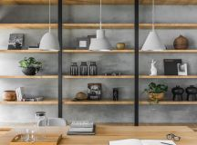 Open Plan Home Decor With Interesting Layers images 16