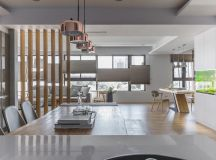 Open Plan Home Decor With Interesting Layers images 6