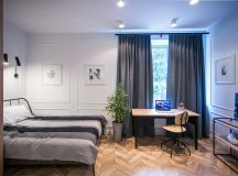 3 Modern Small Apartment Designs Under 50 Square Meters That Don't Sacrifice On Style [Includes Floor Plans] images 18