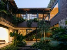 Modern Mexican Build With Tropical Gardens images 11