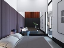 Chilled Out Modern Home in Muted Colour images 12