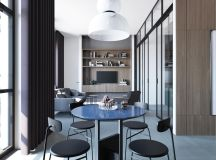 Chilled Out Modern Home in Muted Colour images 6