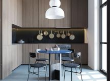 Chilled Out Modern Home in Muted Colour images 8