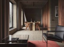 Using Dark Color Schemes For Small Homes: 3 Examples With Floor Plans images 16