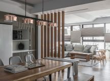 Open Plan Home Decor With Interesting Layers images 9