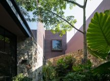Modern Mexican Build With Tropical Gardens images 13