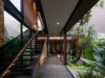 Modern Mexican Build With Tropical Gardens images 16