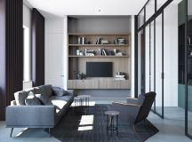 Chilled Out Modern Home in Muted Colour images 0