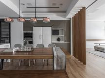 Open Plan Home Decor With Interesting Layers images 10