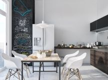40 Minimalist Dining Rooms That Will Leave You Hungry to Copy Their Style images 19
