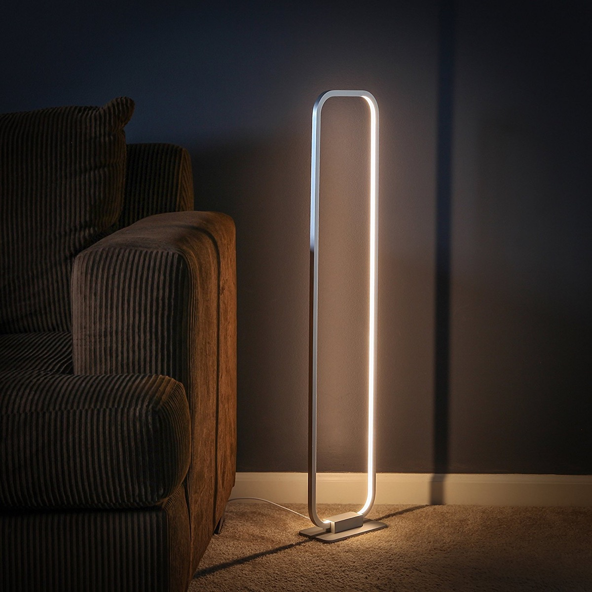 Shocking! Cool Product Alert: A Gorgeous LED Floor Lamp