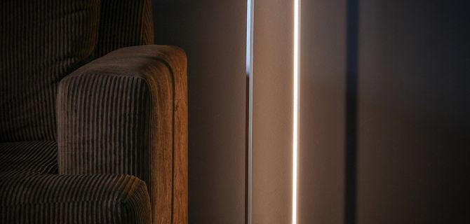 Cool Product Alert: A Gorgeous LED Floor Lamp