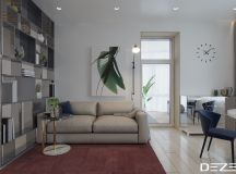 Three Apartments Using Pastel To Create Dreamy Interiors images 26