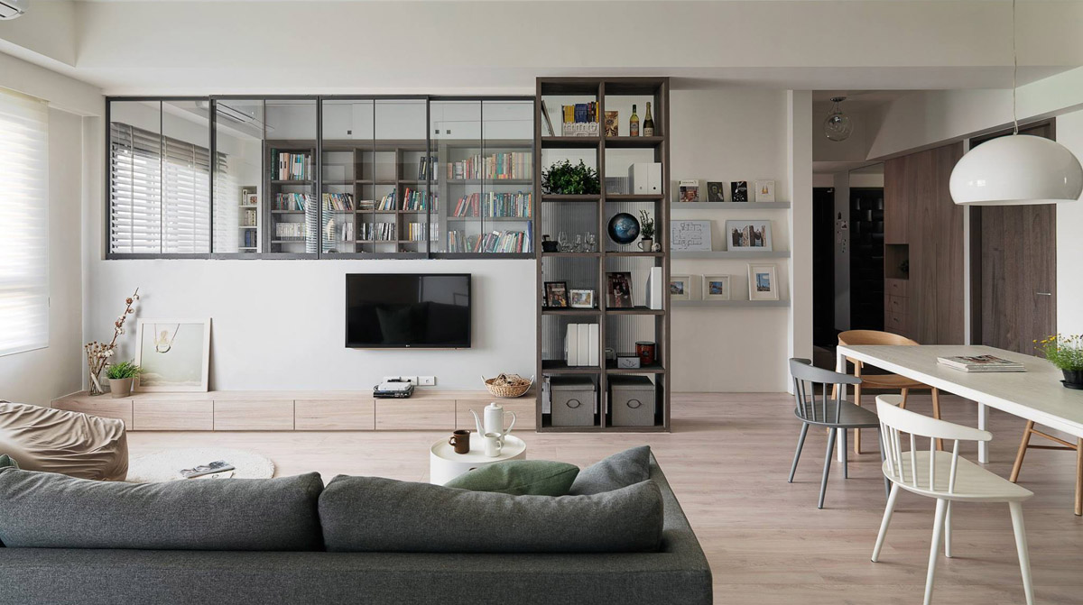 Incredible! A Soothing, Earthy Color Scheme For A 3 Bedroom Home With Study [Includes Floor Plans]