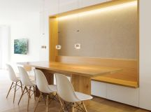 40 Minimalist Dining Rooms That Will Leave You Hungry to Copy Their Style images 13