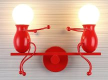 Cool Product Alert: Cute LED Wall Sconces