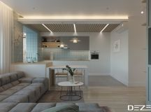 Three Apartments Using Pastel To Create Dreamy Interiors images 19