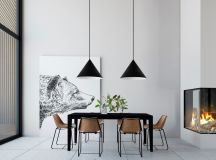 40 Minimalist Dining Rooms That Will Leave You Hungry to Copy Their Style images 1
