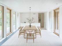 40 Minimalist Dining Rooms That Will Leave You Hungry to Copy Their Style images 9