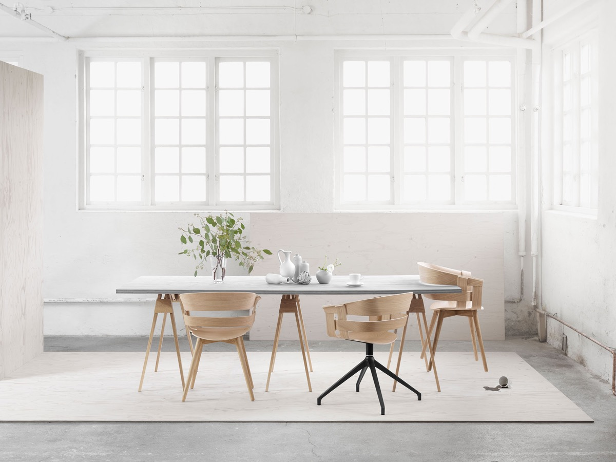 Awesome! 40 Minimalist Dining Rooms That Will Leave You Hungry To Copy Their Style