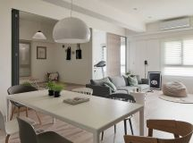 A Soothing, Earthy Color Scheme for a 3 Bedroom Home With Study [Includes Floor Plans] images 10
