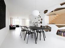 40 Minimalist Dining Rooms That Will Leave You Hungry to Copy Their Style images 4