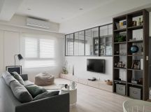 A Soothing, Earthy Color Scheme for a 3 Bedroom Home With Study [Includes Floor Plans] images 4
