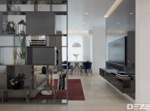 Three Apartments Using Pastel To Create Dreamy Interiors images 29