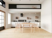 40 Minimalist Dining Rooms That Will Leave You Hungry to Copy Their Style images 15