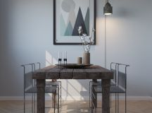 40 Minimalist Dining Rooms That Will Leave You Hungry to Copy Their Style images 37