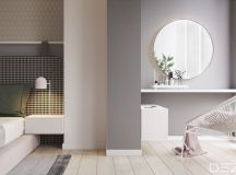 Three Apartments Using Pastel To Create Dreamy Interiors images 11