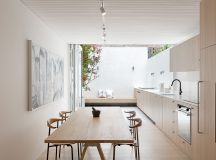 40 Minimalist Dining Rooms That Will Leave You Hungry to Copy Their Style images 17