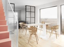 40 Minimalist Dining Rooms That Will Leave You Hungry to Copy Their Style images 31