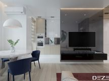 Three Apartments Using Pastel To Create Dreamy Interiors images 27