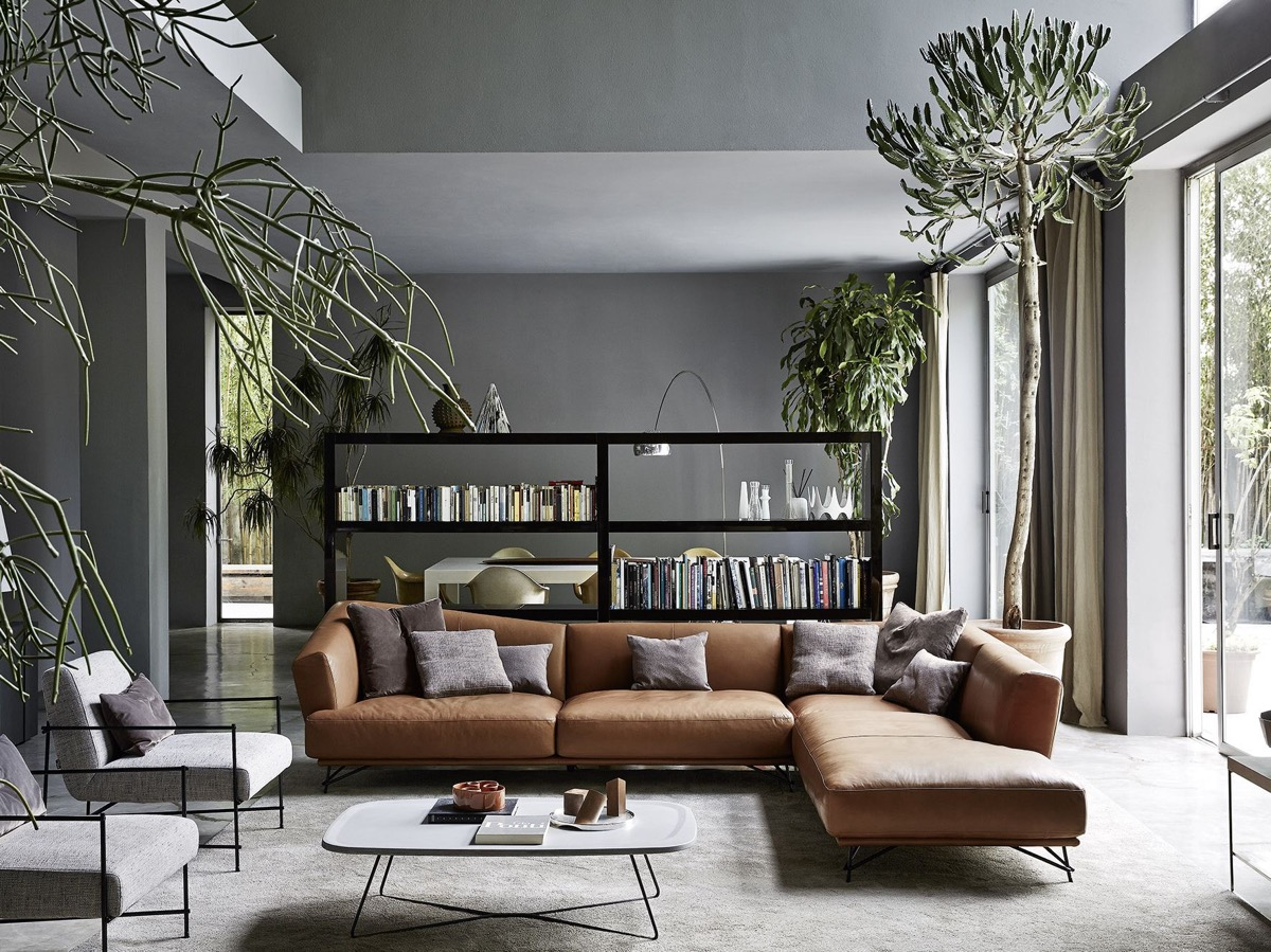 Living Rooms With Brown Sofas Tips  Inspiration For